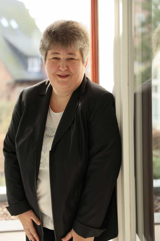 Mitarbeiterin der Steuerberatung Mock in Hamburg Frau Heitepriem