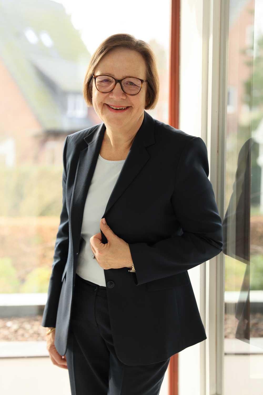 Steuerberaterin Marianne Mock aus Hamburg