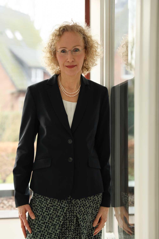 Mitarbeiterin der Steuerberatung Mock in Hamburg Frau Willeke