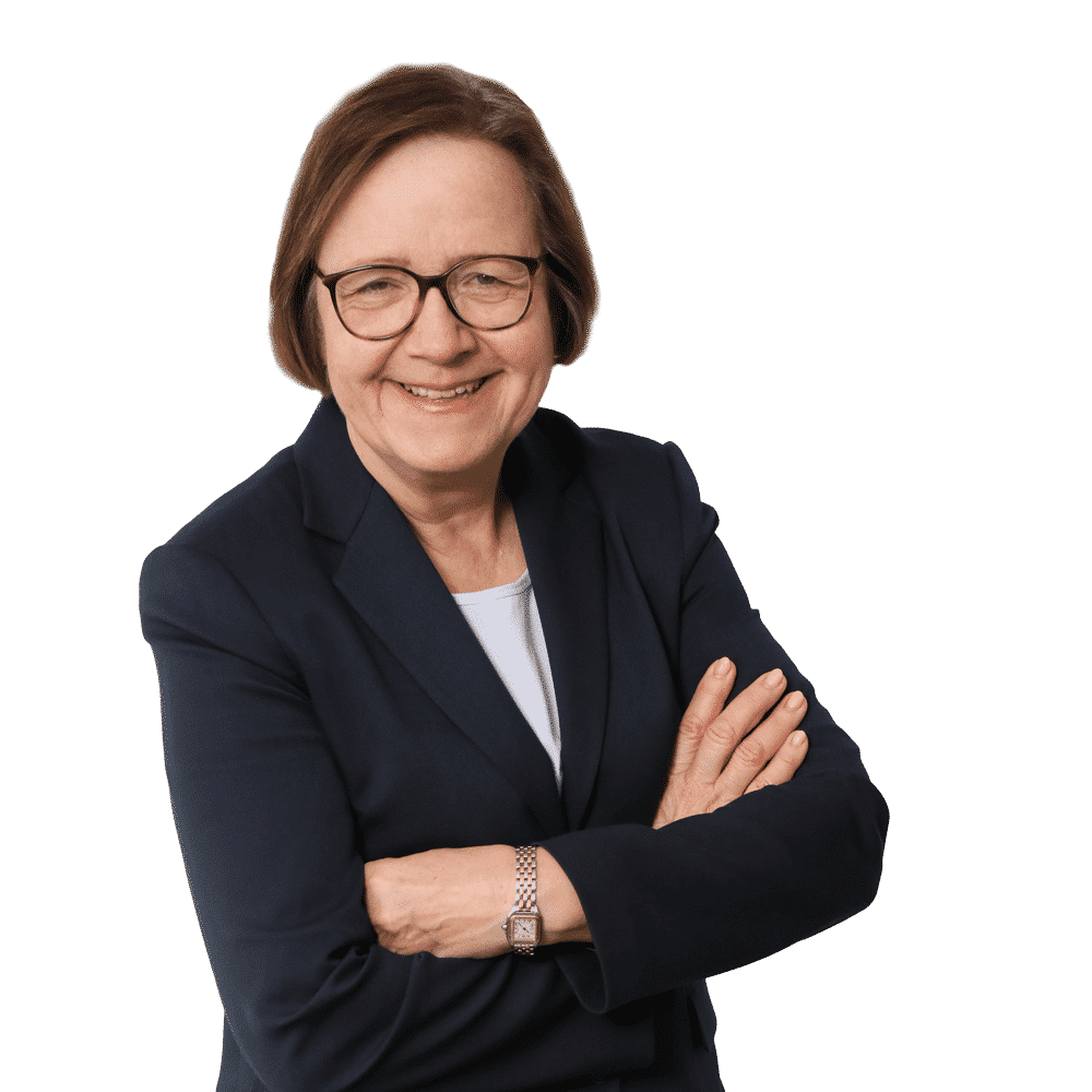 Geschäftsführerin Marianne Mock aus Hamburg