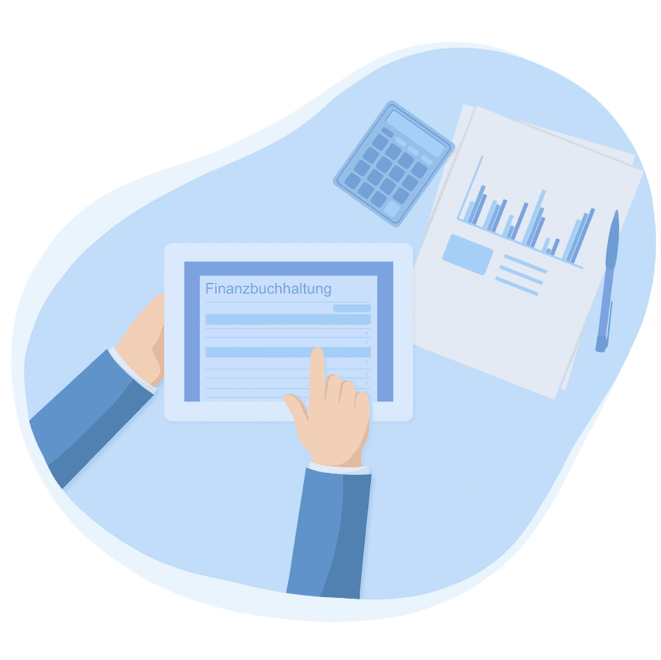 Buchhaltung Kosten mit unserem Kostenrechner vorab kalkulieren