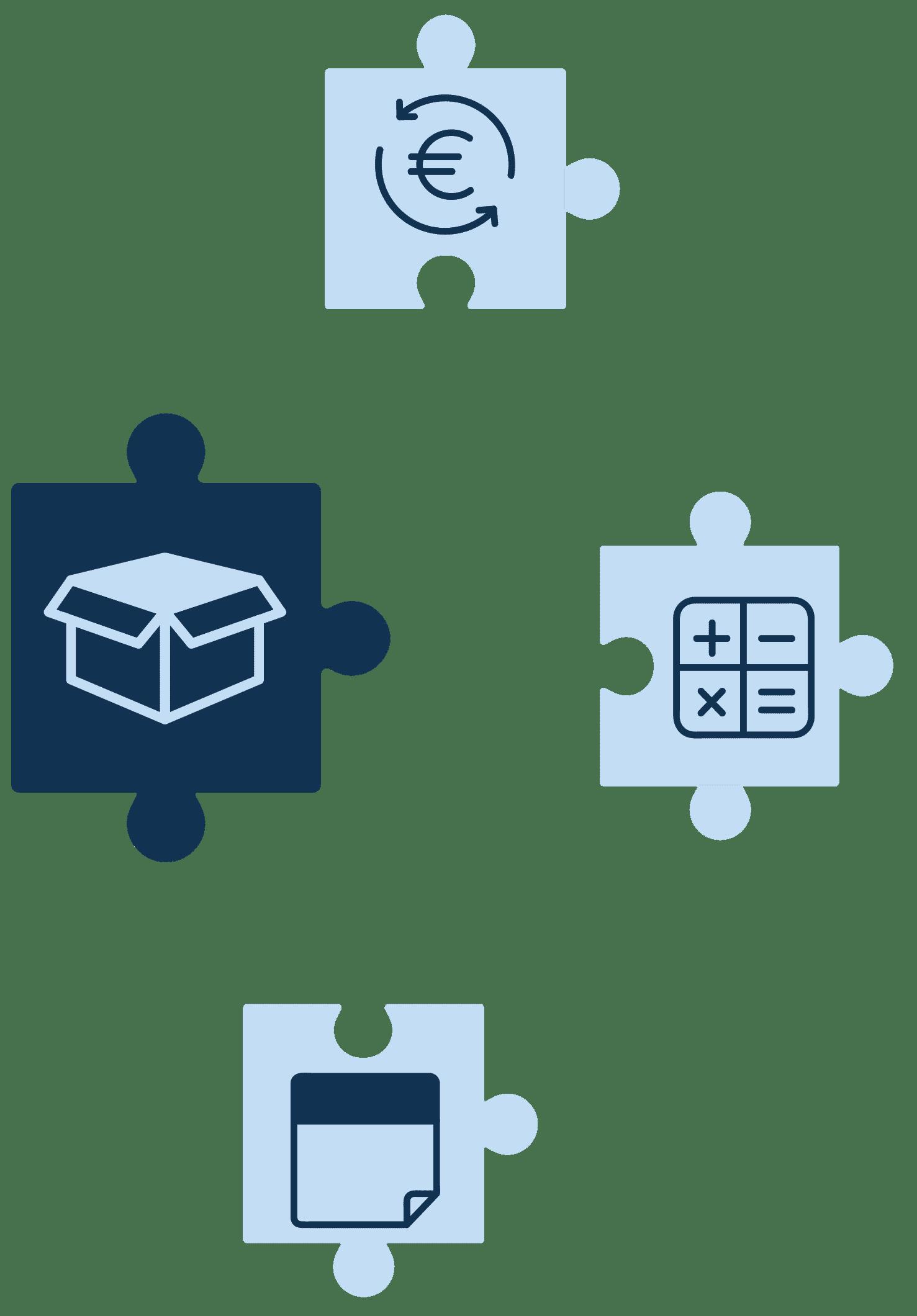 Grundpaket Buchhaltung vom Steuerberater in Hamburg